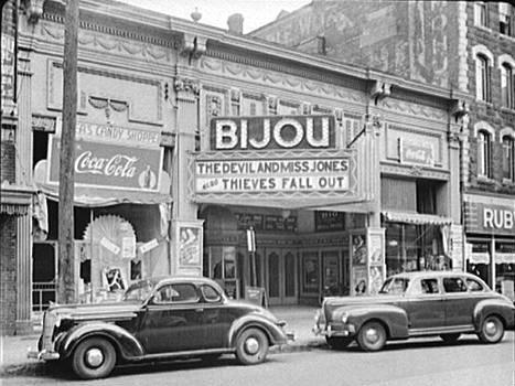BIJOU Theatre; Holyoke, Massachusetts.