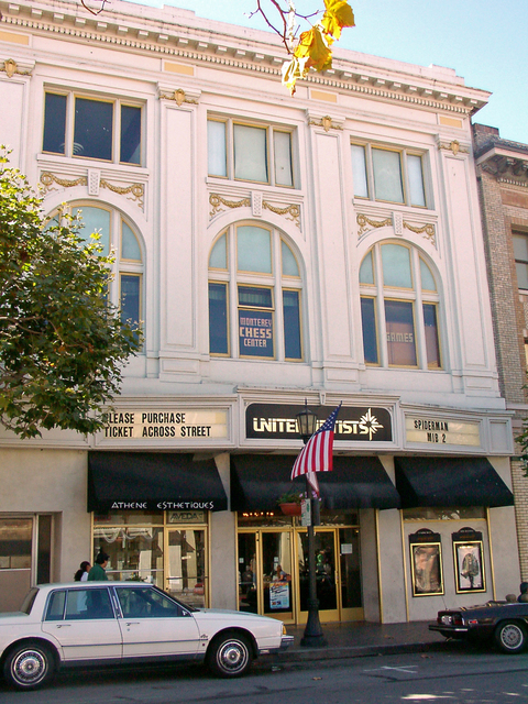 United Artists State Theatre 4