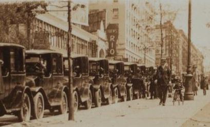 Loew's Rio in 1914