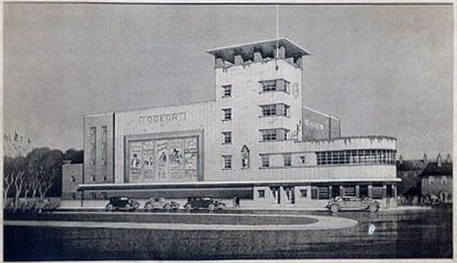 Odeon Cinema Worthing