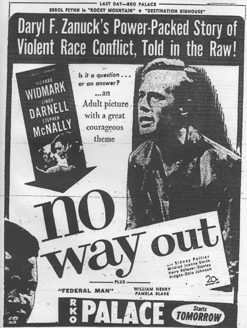 """""""No Way Out"""""""