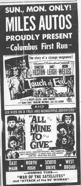 """Touch of Evil"""