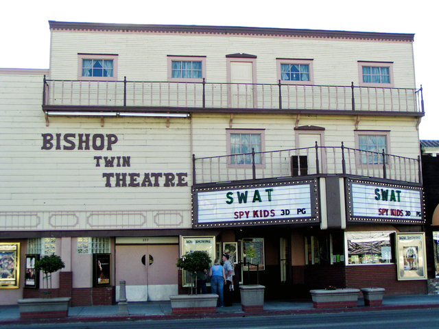 Bishop Twin Theatre