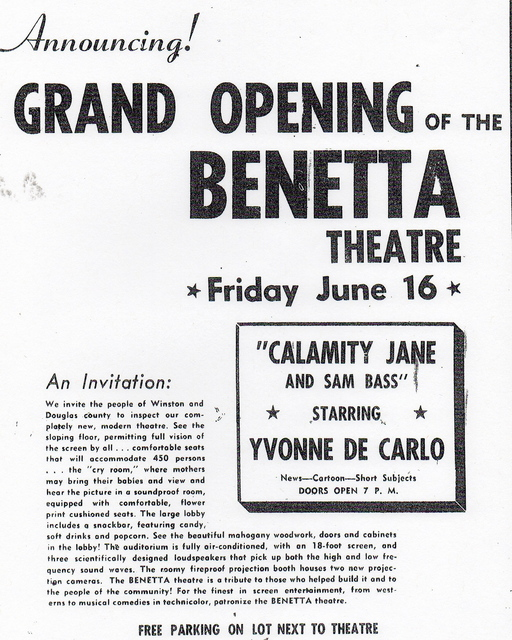 Benetta Theater