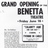 Benetta Theater