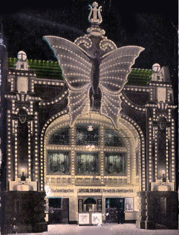 BUTTERFLY Theatre; Milwaukee, Wisconsin.
