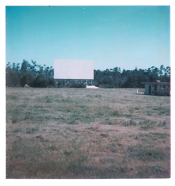 Rhody Drive-in circa 1977