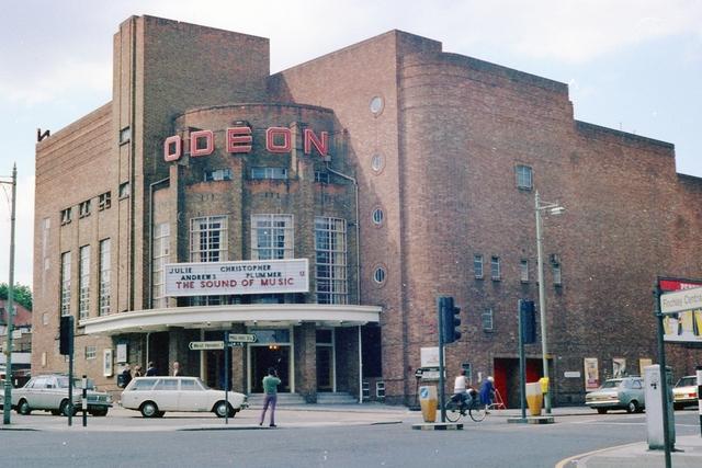 odeon hendon in london gb cinema treasures
