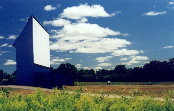 Midland Drive-In Screen
