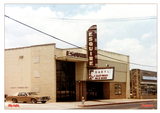 Esquire Theatre...Cleburne Texas