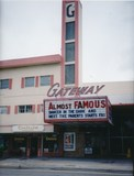 <p>Gateway Theatre, taken in October 2000.</p>