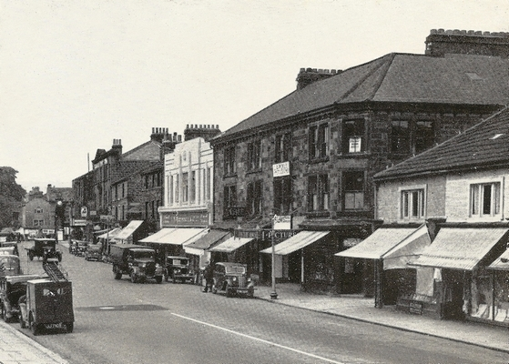 Picture House, Otley (probably early 1950s)