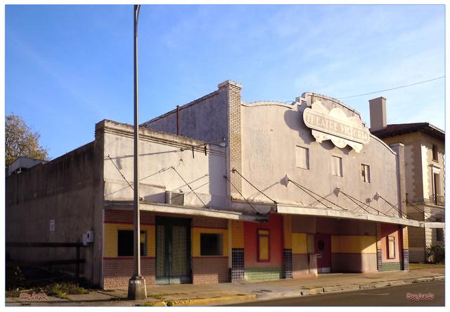 Victoria Theatre...Victoria Texas