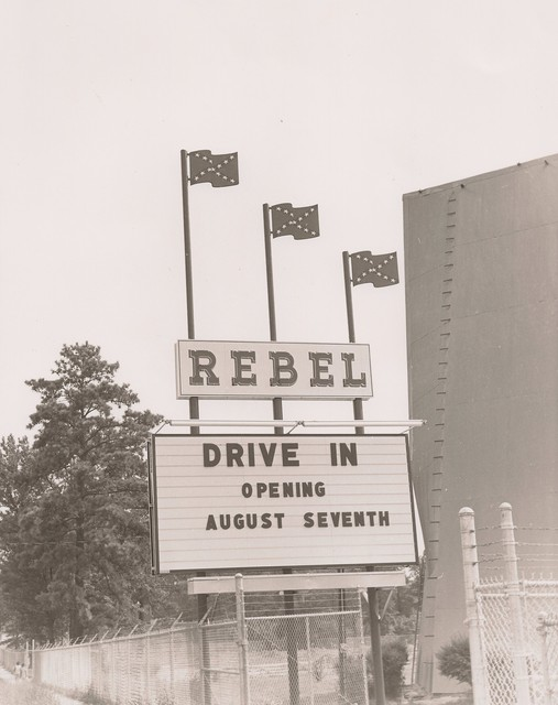 Rebel Drive-In