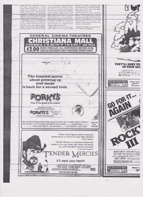 Christiana Mall Cinema 5