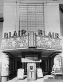 Blair Theater, Hollidaysburg PA