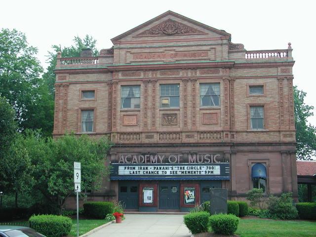 Academy of Music - 2001