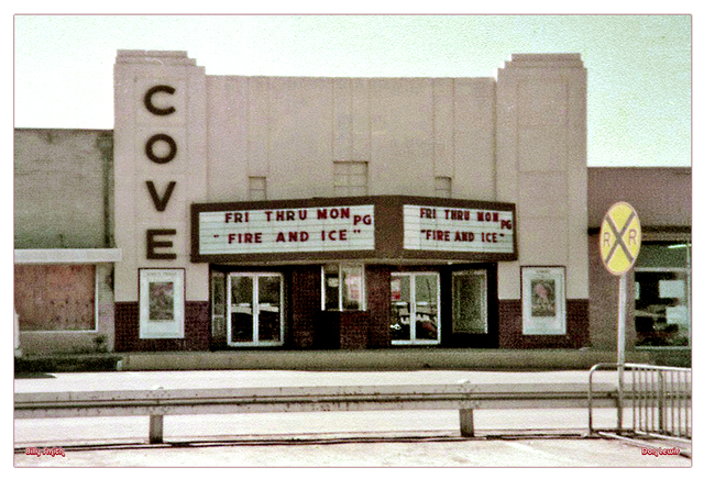 Cove Theatre...Copperas Cove Texas