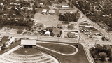 Aerial View of Colonial Drive-In Theatre, Madison, TN