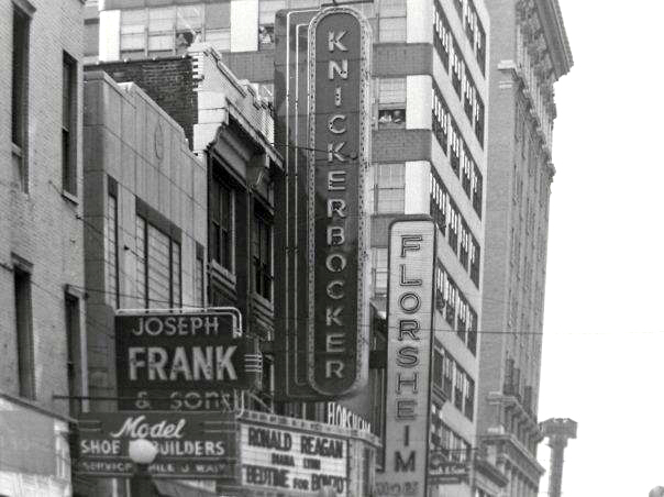 Knickerbocker Theatre