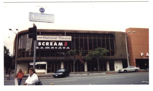 Mann National Theatre - 2000