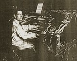 Jean Anthony Greif/ Theatre Organist 