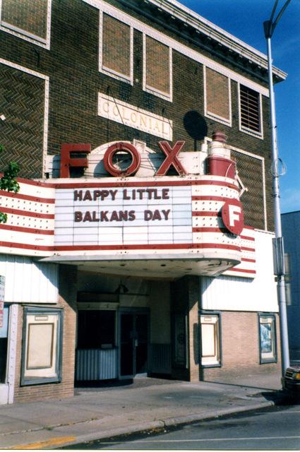 Fox Theatre 6.7.1999