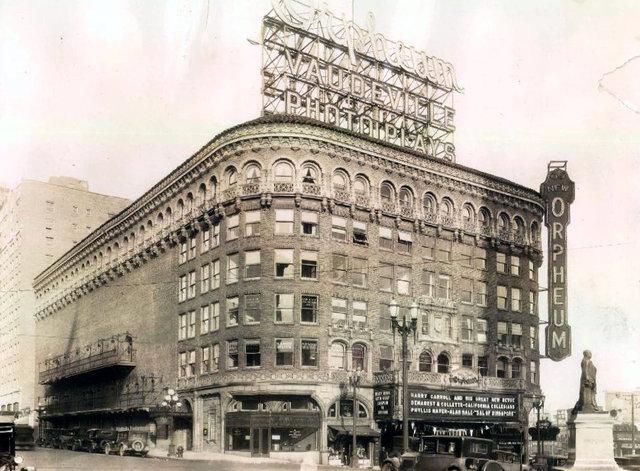 ORPHEUM Theatre; Seattle, Washington.