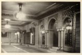 Main Lobby of the Durfee Theatre in 1929