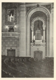 Organ Grille of the Durfee Theatre in 1929