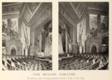 Beacon Theatre, New York in 1929