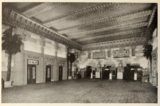 Main Lobby of the Egyptian Theatre, Brighton, Mass in 1929