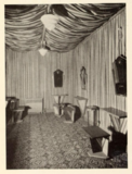 Ladies Cosmetics Room in the Egyptian Theatre, Brighton, Mass in 1929