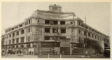 The Capitol Theatre in Singapore just before completion in 1929