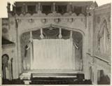 Proscenium arch of the Fox Theatre, Appleton, Wis., in 1929