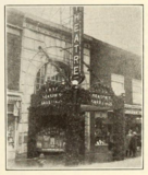 Temple Theatre, Brantford, ON in 1930