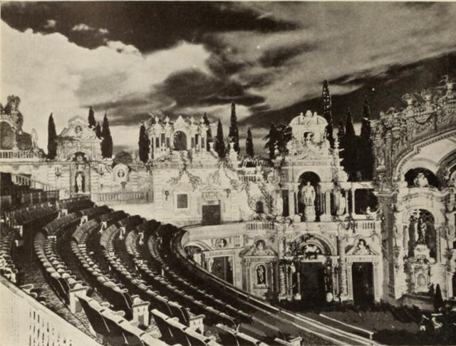Auditorium of Loew's Paradise Theatre in 1930