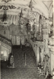 Main staircase of Loew's Paradise Theatre, New York in 1930