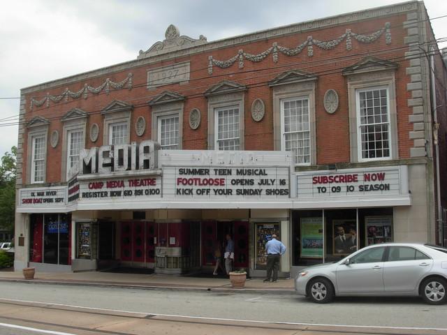 Media Theatre, PA