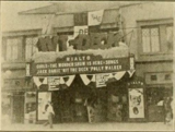 Frontage of the Rialto Theatre, Phoenix, AZ in 1930