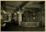 Foyer of the Downtown Theatre, Detroit in 1930