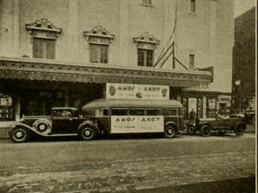Palace Theatre, Jacksonville, FL in 1930