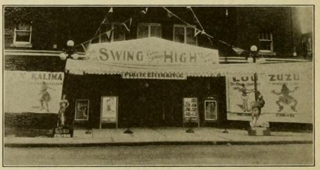 Fort Plain Theatre, NY in 1930