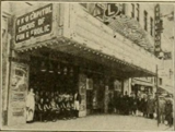 Marquee of the Capitol Theatre, Winnipeg, MB in 1930