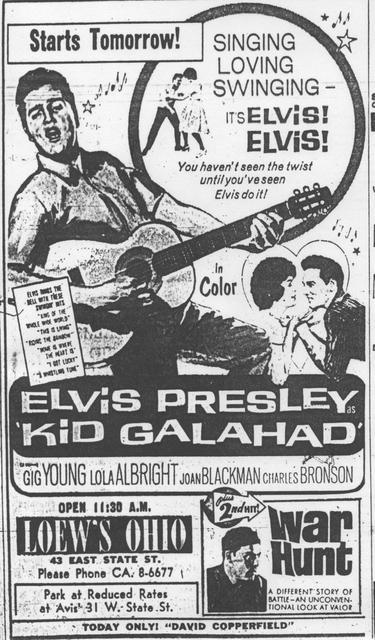 """""""Kid Galahad"""""""