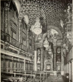 Main Lobby of the Sheridan Theatre, Chicago, IL in 1928