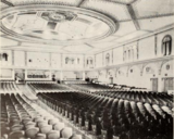 Auditorium looking to the back of the of the Roosevelt Theatre, Philadelphia, PA in 1928