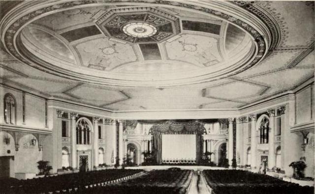 Auditorium of the Roosevelt Theatre, Philadelphia, PA in 1928