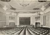 Auditorium of the Major Theatre, New York in 1928