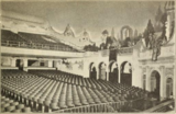 Auditorium of the Granada Theatre, Cleveland, OH in 1928
